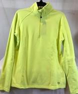 NEW COLUMBIA women's Mountain Hardwear Microchilli Half Zip Fleece Sz: L/G  - $28.10