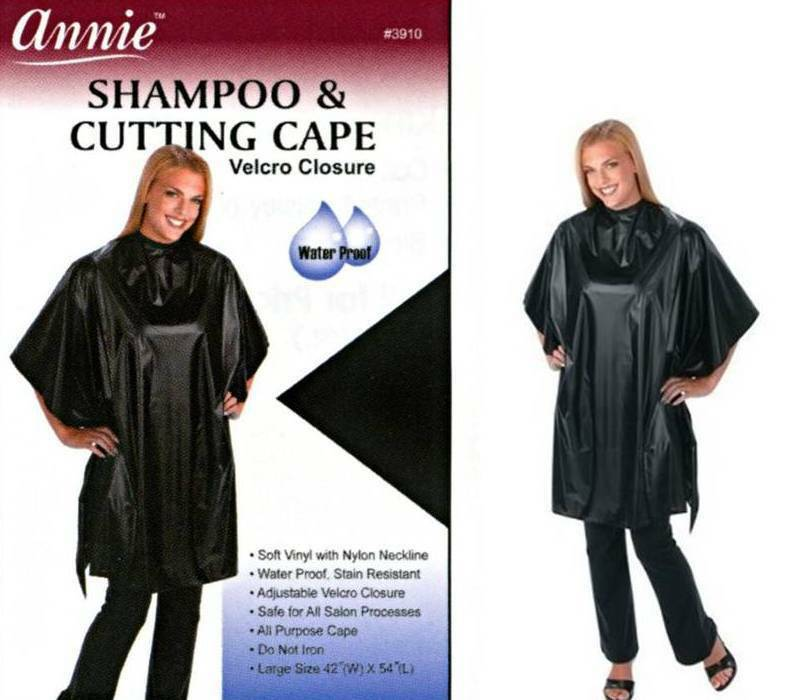 Primary image for Barber Hair Comb-Out Cape, Shampoo & Cutting Cape Styling Salon Equipment