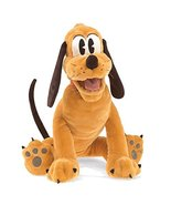 "Folkmanis Disney Pluto Character Hand Puppet, Gold, Black, 8"" - $59.39"