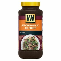 6 X VH Strong Garlic Cooking Sauce LARGE Size 341ml / 11.5oz- From Canad... - $34.60