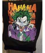 Joker on a Extra Large Black Tee shirt - $23.00