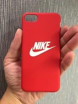 Fashion Cool Apple iPhone 7 / IPhone 8 Shock Defense Matte Hard Case -Red - $10.70