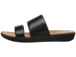 Fitflop Delta Slide Black Women's Sandal K28-001 - $115.95