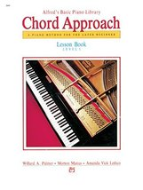 Alfred's Basic Piano Chord Approach Lesson Book, Bk 1: A Piano Method fo... - $6.99