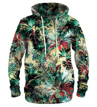 Tropical Jungle Printed Hoodie | Unisex | XS-2XL | Mr.Gugu & Miss Go