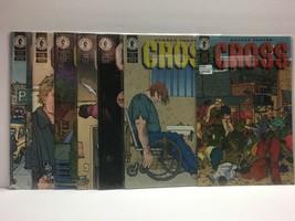 CROSS #0,1-6 (M) Complete Mini Series - 1995-96 Dark Horse Comics Andrew Vachs - $10.40