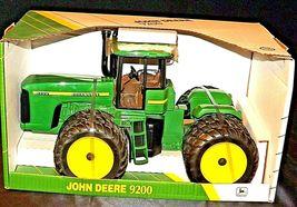 1998 John Deere 9200 Tractor Replica Toy 1/16 Scale w/ Box  AA20-JD0082 Vintage  image 3