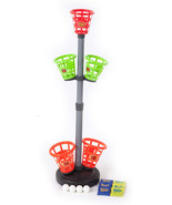 Sport Squad Precision Basket Tower Toss - Bean Bag Toss Game for Adults ... - $36.99