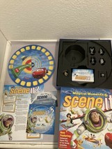 Scene It? Disney Magical Moments Family DVD Game 100% Complete - $33.24