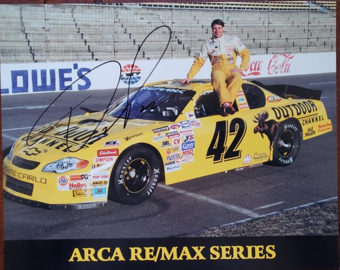 TONY STEWART NASCAR Racing Home Depot 16x20 Poster