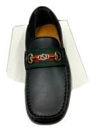 $650 New Men's Gucci GG Black Striped Horsebit Loafer Shoe US 7 Gucci 6 - $494.99