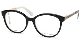 NEW Kate Spade CAYLEN S0T Black Eyeglasses Frame 50-17-135mm - $112.69