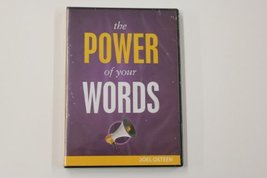 The Power of Your Words Cd Box Set - Joel Osteen image 2