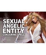 SEXUAL ANGEL CONJURING SPELL! SHE WILL FALL FOR YOU! INTENSELY SEXUAL! E... - $55.99
