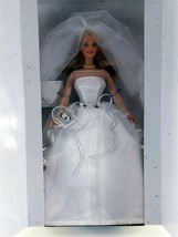 Blushing Bride Barbie Doll 26074 Mattel 1999 NIB - $29.69