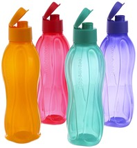 Tupperware Aquasafe Plastic Bottle Set with Fliptop, 500ml, 1 psc, Multi... - $1.652,90 MXN