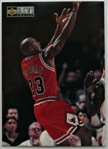 1997 MICHAEL JORDAN Upper Deck Card - $6.00
