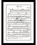 "Roger Waters Signed Autographed ""Hey You"" Lyric Sheet - COA Matching Hol... - $249.99"
