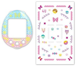 NEW TAMAGOTCHI 4U Deco Set Sweet Girl style - $20.11