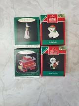 Hallmark Keepsake Miniature Ornaments ASSORTED Set of 4 - $24.95