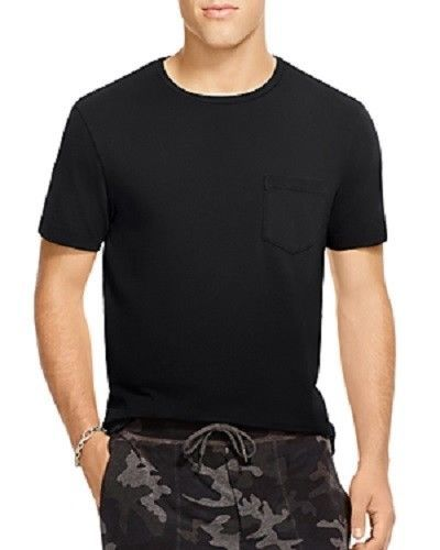 Polo Ralph Lauren Jersey Pocket Tee - Classic Polo Black - Size S