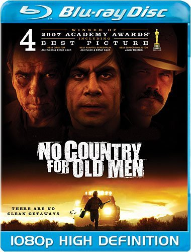 No Country For Old Men [Blu-ray)