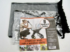 Bedford Baby Infant Car Seat Rain & Weather Shield Cover - NEW - $12.82