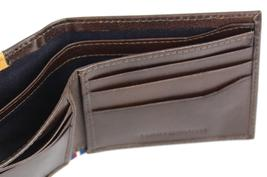 Tommy Hilfiger Men's Premium Leather Credit Card ID Wallet Passcase 31TL130013 image 9
