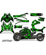 Full Body Wrap Graphic Sticker Decal for Can-Am Ryker 2019 - Nightwolf G... - $287.05