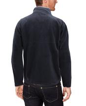 Men's Polar Fleece Full Zip-Up Collared Sweater Lightweight Warm Sweater Jacket image 3