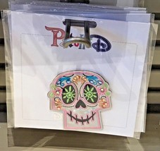 Disney Parks COCO Dia Delos Muertos Embroidered Patch New Sealed - $18.61