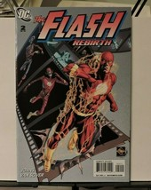 The Flash rebirth #2  july  2009 - $6.00