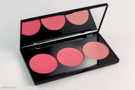Smashbox L.A. Lights Blush & Highlight Palette Pacific Coast Pink NIB Full Size  - $23.35