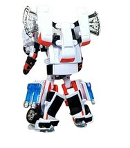 Hello Carbot Dandy Ambulance X Action Figure Transformation Robot Vehicle Toy image 5