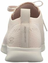 NEW Skechers Womens Natural Mesh Wave Lite-Pretty Philosophy Memory Foam Shoes 9 image 4