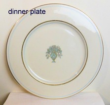 Vintage  Castleton China Dorset Dinner Plate  USA - $14.00