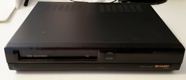 Sharp VC-A5230U VCR/VHS Player, Tested & Working, Good Condition, No Remote - $33.30