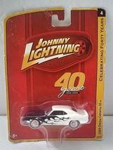 Johnny Lighting 1969 Chevy Camaro SS Rare Celebrating Forty Years Editio... - $7.70
