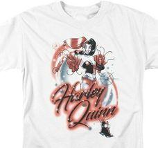 DC Comics Harley Quinn Dynamite Tee Suicide Squad Joker Batman BM2848 image 3