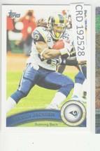 2000 Topps Steven Jackson RB St. Louis Rams #414  192528 - $0.98