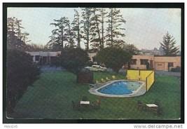 Travelers Rest Motel Eureka CA AAA 1960 Vintage Postcard - $9.95
