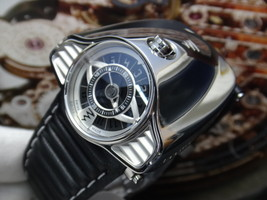 Limited Editiion 150 PCS Steel Azimuth GRAN TURISMO Automatic Watch SWIS... - $4,440.00