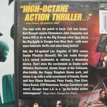DVD Escape From L.A. Kurt Russell Stacy Keach Steve Buscemi Widescreen image 3
