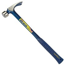 Estwing BIG BLUE Framing Hammer - 25 oz Straight Rip Claw with Forged St... - $44.38