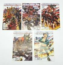Revolutionary War Alpha Omega Super Soldiers Warheads Motormouth Comic B... - $23.21
