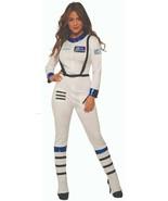Forum Novelties Astronauta Capitán Mono Adulto Mujer Disfraz Halloween 85534 - $29.45