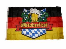3x5 German Germany Oktoberfest 100D Flag 3'x5' Banner Brass Grommets - $7.55