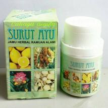 6x SURUT AYU CAPSULE is a natural herbal herbal medicine Efficacious for... - $67.68