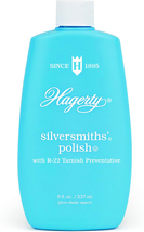 10080 Silversmiths Silver Polish 8 Ounces Blue NEW - $16.85