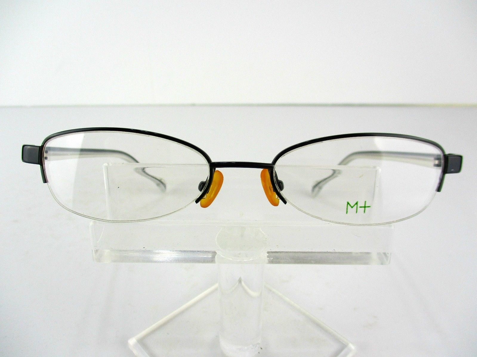 M+ by Modo Mod 1138 (MBLK) Matt Black 50 x 18 140 mm Eyeglass Frames